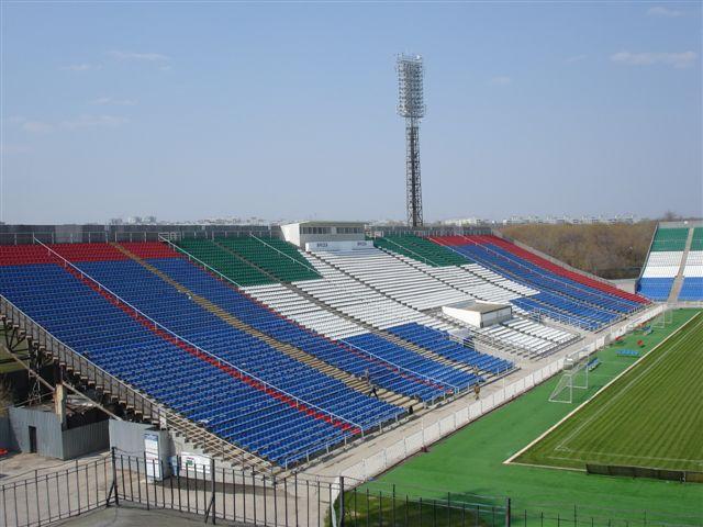 Схема стадиона.  Стадион.  История встреч (в Самаре) .